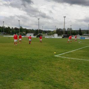 EuPa – Sporting Kristina 1-2