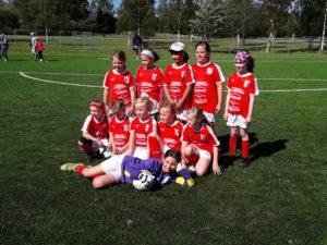 F9 spelar två borta matcher i Jalasjärvi 15.6.2019