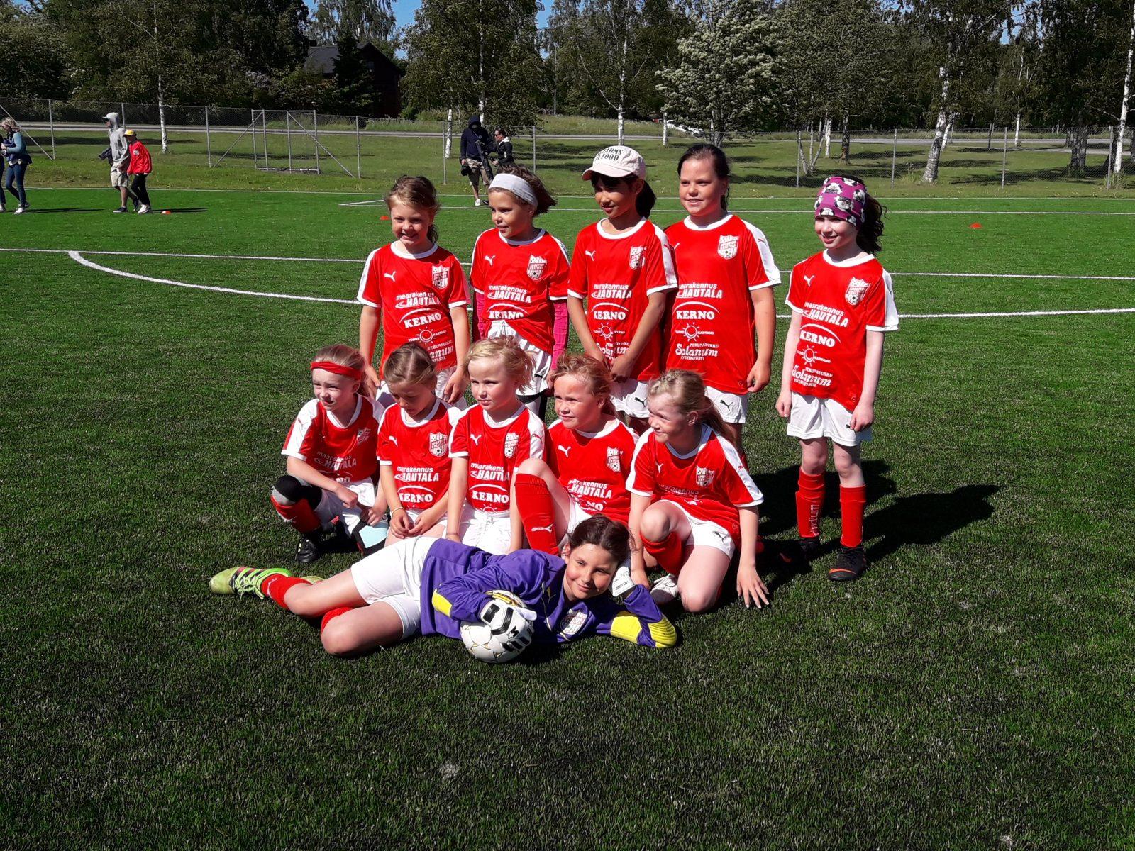 T9 pelaavat kaksi viimeistä sarjaotteluaan vieraskentällä Jalasjärvellä 25.8.2019