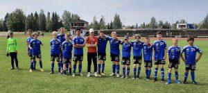 Karhu/Sporting YJ gick övertygande in i match mot Kanu