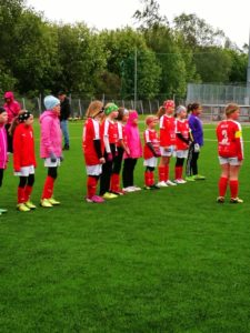 F10 spelar två borta matcher i Vasa 17.6.2019