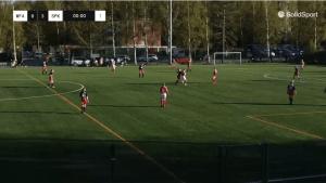 T14 WFA/VIFK YJ2 – Sporting Kristina 3-5 (0-3)