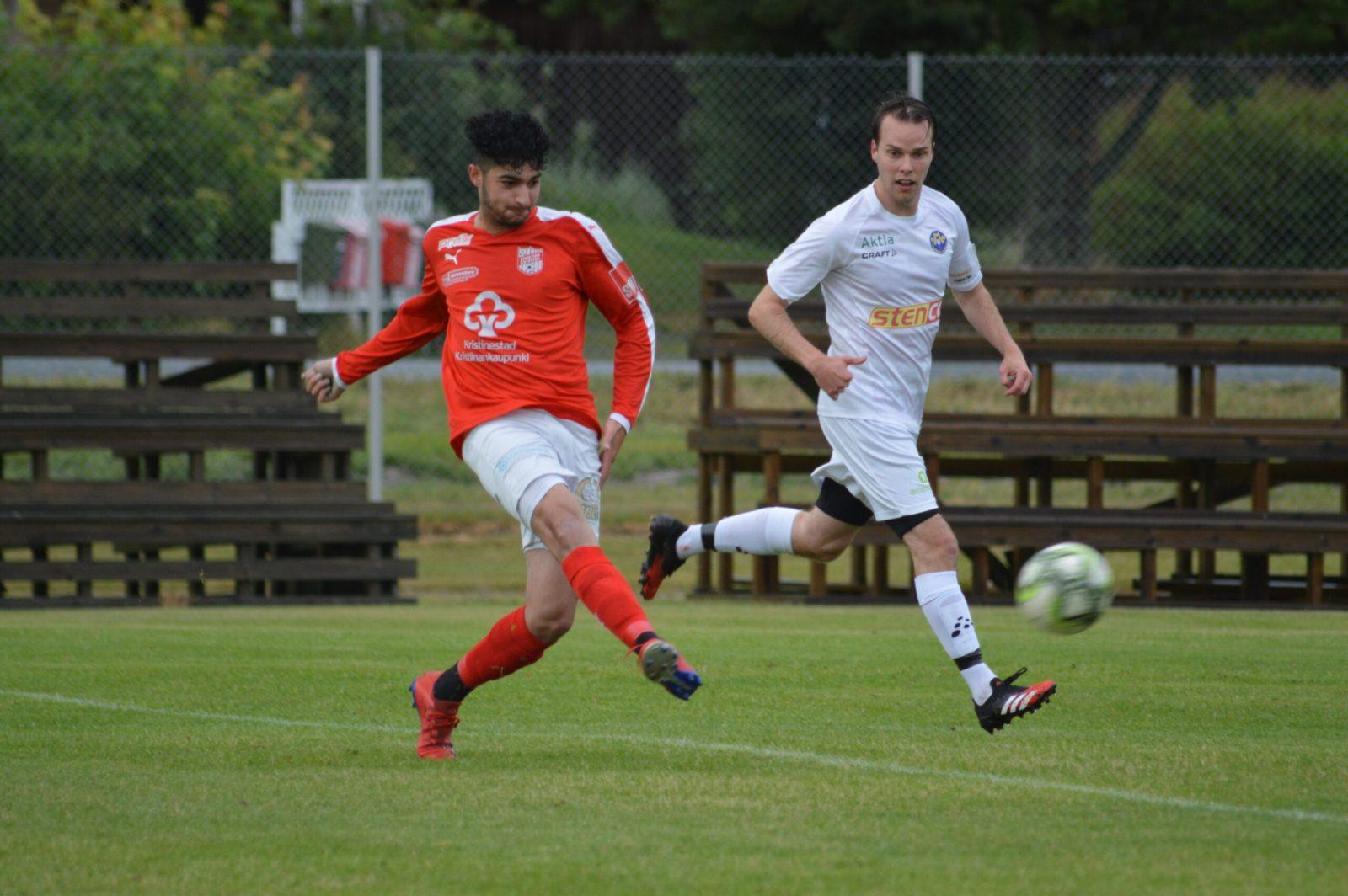Sporting Kristina Academy – Malax IF 2-3 (1-1)