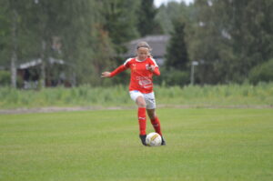 F13 Karhu – Sporting Kristina 1-2 (0-1)