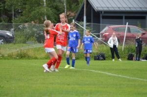 F11 mötte två SeMi lag i Seinäjoki på söndagen