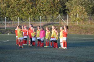 F10 spelade två matcher i Närpes 5.9.2019