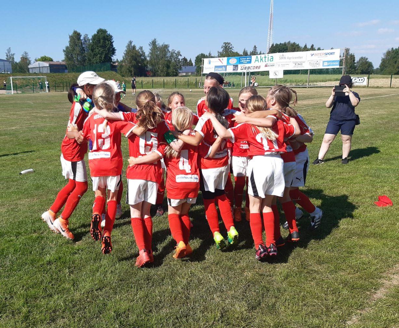 Sporting F10 spelade fyra matcher på sex dagar