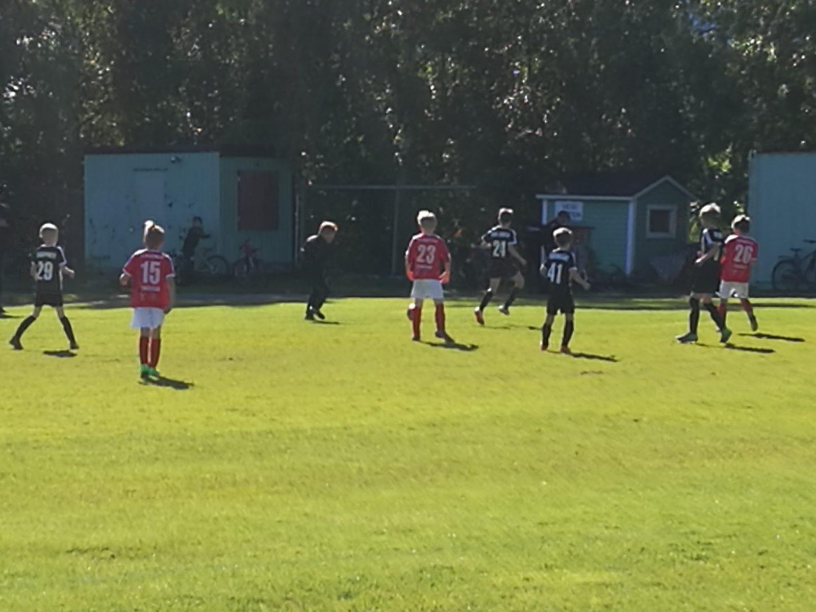 Sporting P10 hemmamatcher mot VPS söndagen 25.08.2019