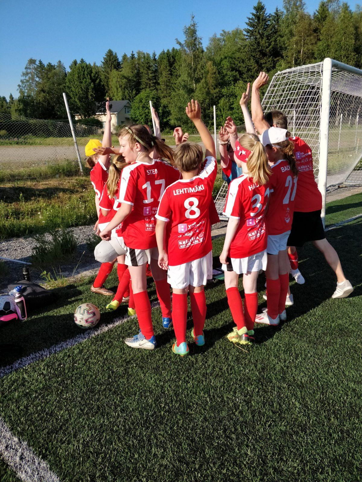 T11 pelaavat ensimmäiset Juniorcupen ottelunsa