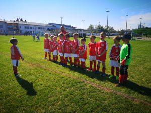 P8 aloitti Juniorcupin kahdella voitolla