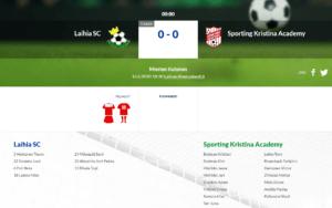 Laihia SC – Sporting Kristina Academy