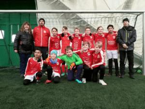 Sporting P12 kohtaavat IK Lapväärtissä ti 28.5. klo.18:30