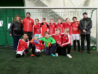 Sporting P12 möter IK  28.5. i Lappfjärd