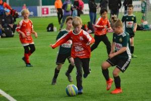 P9 spelar två matcher mot SJK i Vasa ikväll