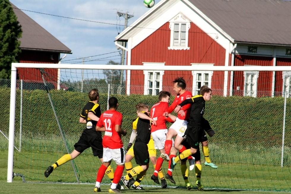 Sporting Kristina – NIK 3-2 (1-1)