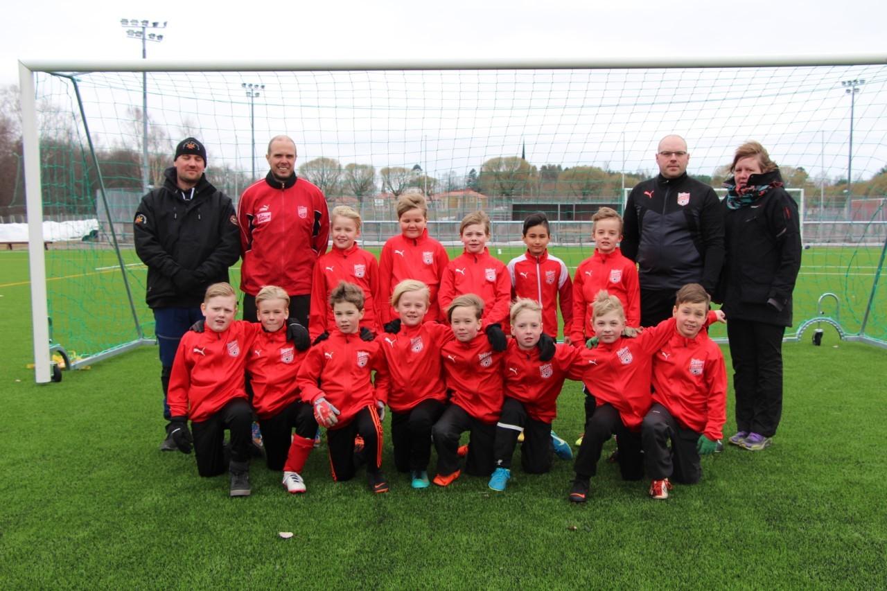 P9 Juniorcupenin ottelut TÄNÄÄN Itäpuolenkentällä Kristiinassa 1.8