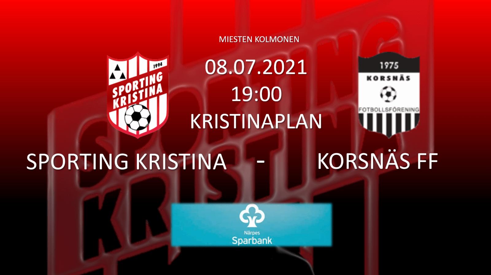 Sporting – Korsnäs FF