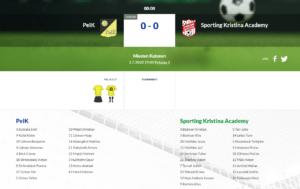 PeIK – Sporting Kristina Academy