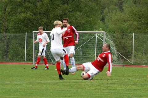 Träningsmatch Sporting-KoFF 23.2