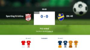 P15 Sporting Kristina – BK-48
