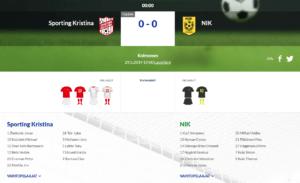 Sporting Kristina – NIK